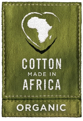 Cotton Made in Africa Organic